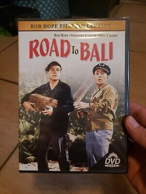 Road to Bali (DVD, 2000, Bob Hope Film Collection) BRAND NEW!