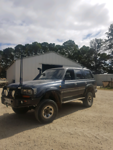 Toyota landcruiser ute in south australia gumtree australia free 1991 toyota landcruiser 80 series fandeluxe Image collections