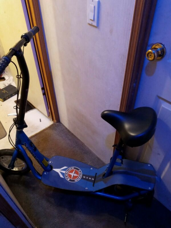 Used adult electric scooter