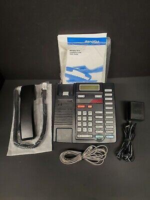 Nortel M9516 Telephone Black 9516 Business Phone Northern Telecom