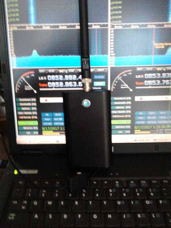 2x RTL2832U+R820T2 - TCXO GOLDENEYE DUAL TRUNKING TCXO SDR RADIO