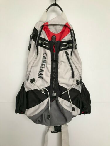 CAMELBAK Octane 8+ 70oz. Hike Hydration Backpack No Bladder Running Cycling Silv