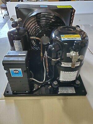 Refrigeration Condensing Unit-1hp-lbp-220v1ph60hz-r404a-4401 Btu