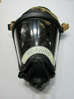 Msa Scba Ultra Elite Full Mask Respirator Firehawk S Or M