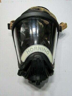 Msa Scba Ultra Elite Full Mask Respirator Firehawk Size Medium
