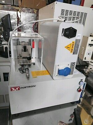 Instron Ceastspecimen Preparation Notching Machines