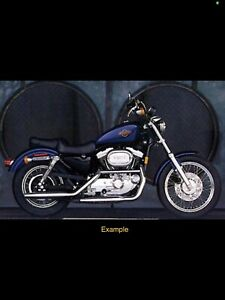 Wanted.   Late 90's to Early 2000's Harley Sportster XL1200