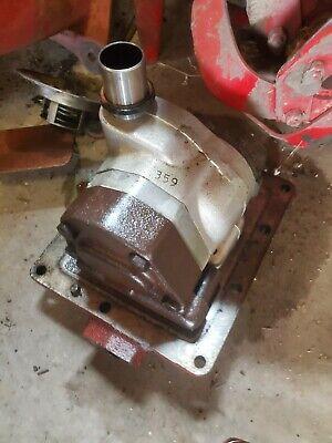 Farmall 560 Hydraulic Pump