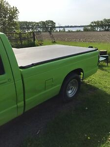 Chevy S10 body parts