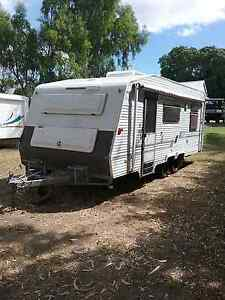 Coromal caravan Lissner Charters Towers Area Preview