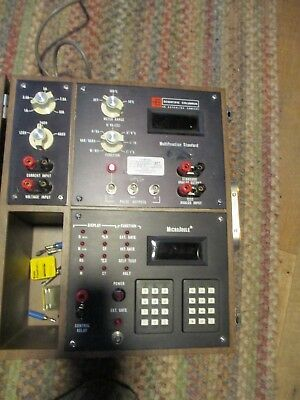 Scientific Columbus Microjoule Watt Watthour 6255 Multifunction Standard Case