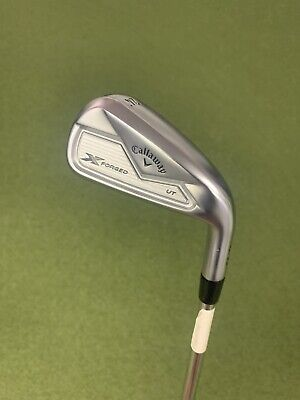 Callaway Apex X Forged UT 24 Degree Stiff Flex Driving Iron **SECOND HAND**