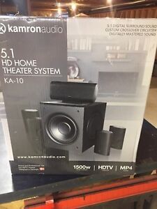Kamron audio home theater system