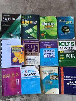 IELTS&TOEFL Book Hurstville Hurstville Area Preview