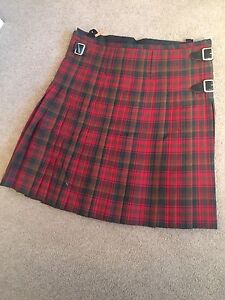 Edgar of Scotland Kilt and accessories