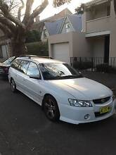 2005 Holden Commodore Wagon Neutral Bay North Sydney Area Preview
