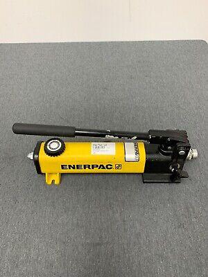 ENERPAC P-141 HYDRAULIC HAND PUMP 10,000PSI 1/4