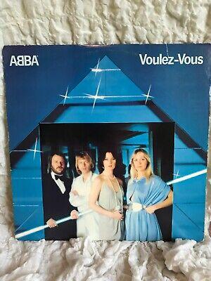 Voulez-Vous by ABBA Original 1979 vinyl LP