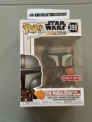 Funko Pop Star Wars Mandalorian Target 355