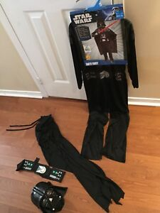 Boys Halloween Darth Vader Costume & Accessories for Sale