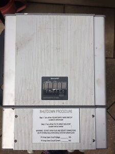 Sharp 1kw inverter about 6 year old