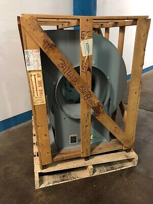 New Greenheck Swb Industrial Blower Fan Swb-18-30