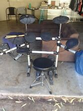 Electric drum kit Coolum Beach Noosa Area Preview