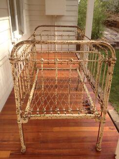 Antique Crib 1920's Waverton North Sydney Area Preview