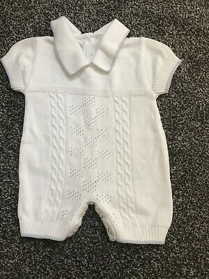 Baby Boy Newborn Spanish Style Outfit