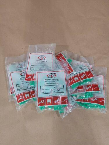 Min-30 Terminal Supply Mini Fuse 30 ATO-30 Qty 250 - $40.00