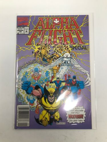 Alpha Flight Special 1992