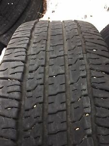 265/70R 17 Goodyear Wrangler fortitude HT set of two tires.m