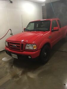 2010 Ford ranger 5 speed