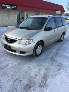 2002 Mazda MPV LOW KMS