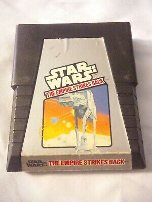 Star Wars:The Empire Strikes Back(Atari 2600)Parker Bros*Cartridge Only *TESTED*