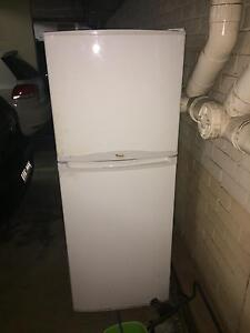 Whirepool Fridge and Freezer Small to Medium sized South Yarra Stonnington Area Preview