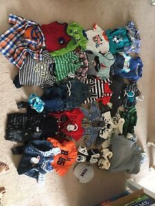 3-6 month boys lot