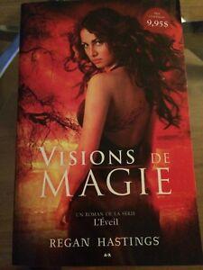 Livre Visions de magie
