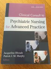 CLINICAL CONSULT to PSYCHIATRIC NURSING for Advanced Practice Warwick Southern Downs Preview