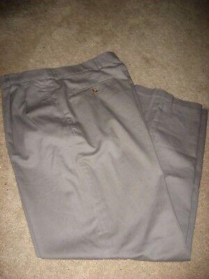 Mens Lt Gray LEVIS TRAVELERS Khakis Pants 38 x 32