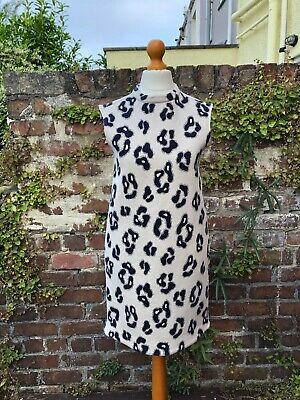 House of Hackney B&W Scuba Mini Dress Size S / 8