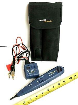 Fluke Pro3000 Probe And Toner Unused Condition