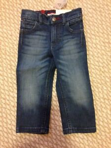 18 mos Tommy Hilfiger jeans - nwt