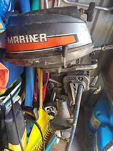 Mariner 5 hp outboard motor  (air cooled) Cranebrook Penrith Area Preview