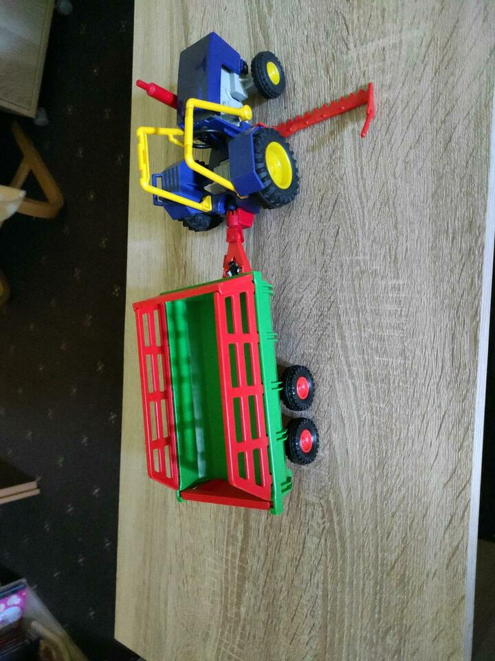 Playmobil Trecker mit Hänger in Kreis Pinneberg - Barmstedt