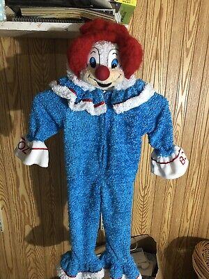 Infant/Baby Bozo 24 Months Halloween Costume Outfit - 24 Months Halloween Costume