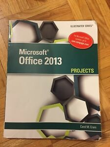 Microsoft Office 2013 Projects