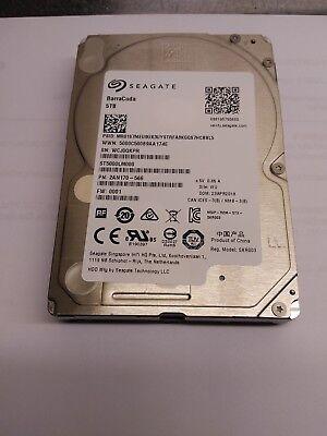 """Festplatte neu 2,5"""" 5TB SATA 6Gb/s Seagate BarraCuda 5400RPM ST5000LM000"""