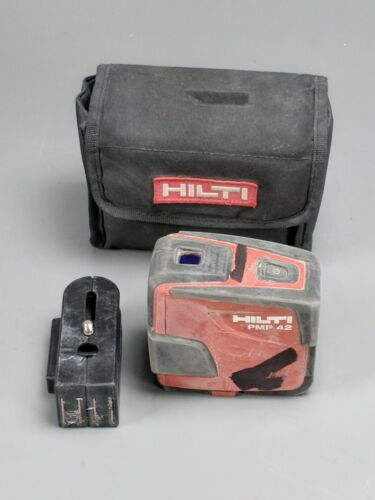 Hilti PMP 42 Laser Level Vertical 2 Point Red Beam Pre-Owned