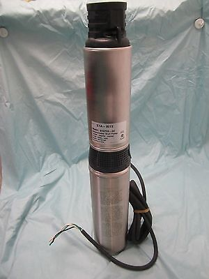 Sta-rite Step 20 12 Hp Submersible Pump Spray Mid Suction Step20